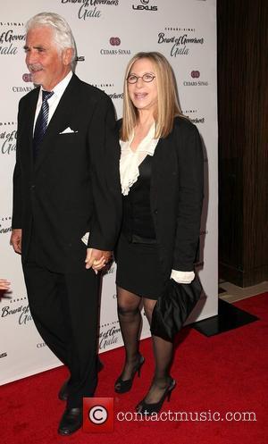 James Brolin, Barbra Streisand and Beverly Hilton Hotel