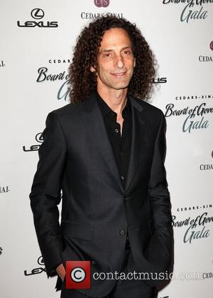 Kenny G and Beverly Hilton Hotel