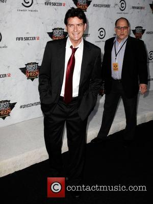 Charlie Sheen Comedy Central Roast Of Charlie Sheen - Arrivals held at Sony Studios Los Angeles, California - 10.09.11