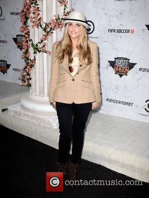 Brooke Mueller Comedy Central Roast Of Charlie Sheen - Arrivals held at Sony Studios Los Angeles, California - 10.09.11