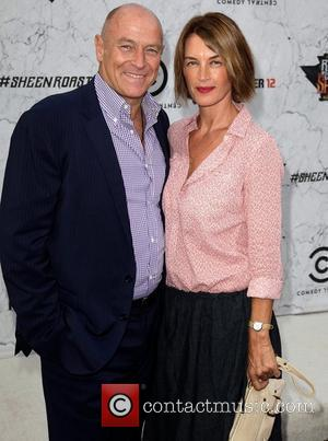 Corbin Bernsen and Amanda Pays Comedy Central Roast Of Charlie Sheen - Arrivals held at Sony Studios Los Angeles, California...