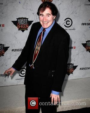 Richard Kind Comedy Central Roast Of Charlie Sheen - Arrivals held at Sony Studios Los Angeles, California - 10.09.11