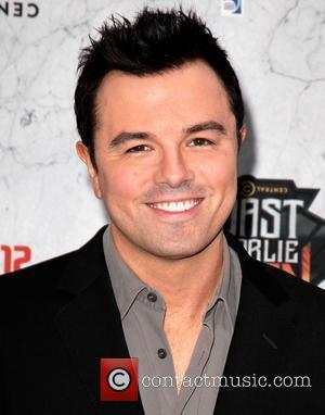 Seth MacFarlane Comedy Central Roast Of Charlie Sheen - Arrivals held at Sony Studios Los Angeles, California - 10.09.11