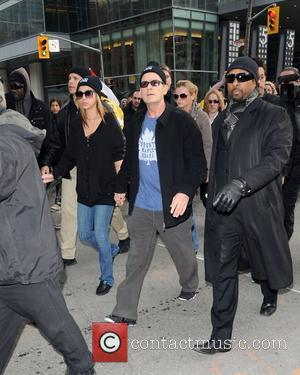 Charlie Sheen Makes Good On Charity Promise