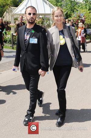 Ringo Starr and Barbara Bach  The 2011 Chelsea Flower Show - VIP Day at the Royal Hospital, Chelsea London,...