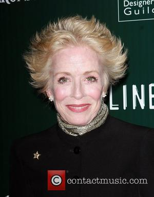 Holland Taylor and Beverly Hilton Hotel