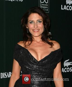 Lisa Edelstein 13th Annual Costume Designers Guild Awards Held at The Beverly Hilton hotel Beverly Hills, California - 22.02.11