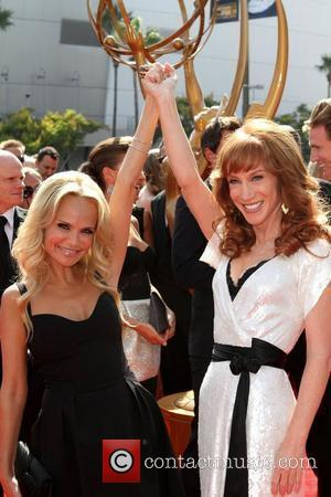Kristin Chenoweth, Kathy Griffin and Emmy Awards