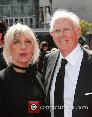Bruce Dern (R) and wife Marie Dean 2011 Primetime Creative Arts Emmy Awards Held at The Nokia Theatre L.A. Live...