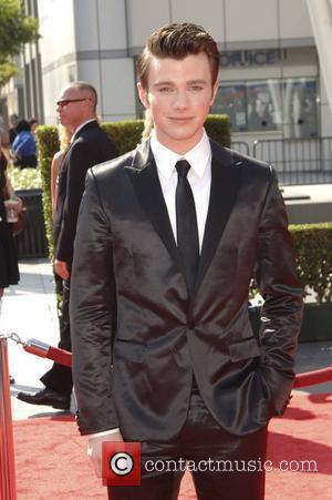 Chris Colfer and Emmy Awards