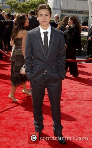 Jake T. Austin  2011 Primetime Creative Arts Emmy Awards Held at The Nokia Theatre L.A. Live Los Angeles, California...