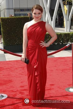 Jennifer Stone  2011 Primetime Creative Arts Emmy Awards Held at The Nokia Theatre L.A. Live Los Angeles, California -...