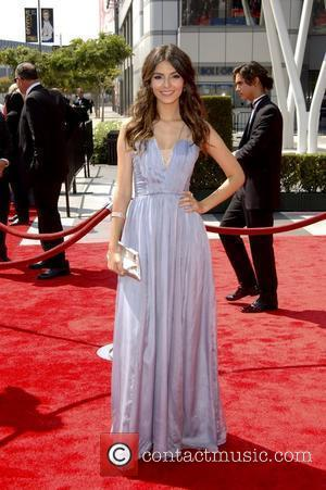 Kathy Griffin, Victoria Justice, Emmy Awards