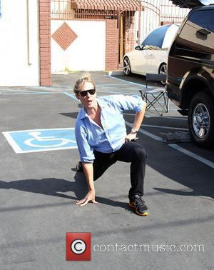 Carson Kressley 'Dancing with the Stars' celebrities outside the dance rehearsal studios Los Angeles, California - 21.09.11