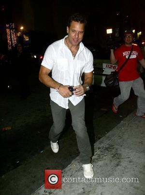Dane Cook leaving the Roosevelt hotel Hollywood, California - 06.07.11
