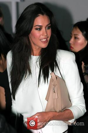 Megan Gale The David Jones department store holds its Spring/Summer 2011 collection launch - arrivals Sydney, Australia - 03.08.11
