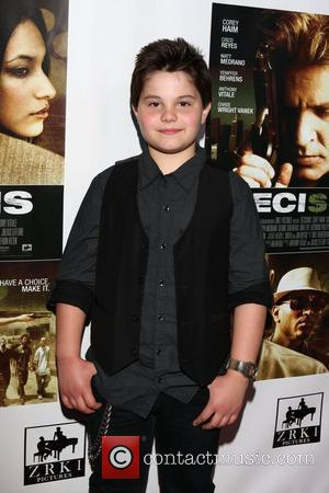 Zach Callison Premiere of 'Decisions' and a Memorial Tribute to Corey Haim at the Writers Guild Theater Beverly Hills, California...