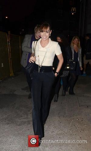 Tara Palmer-tompkinson and Odeon West End
