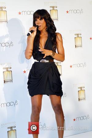 Kelly Rowland and Macy's