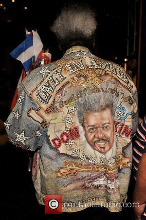 Don King and Hard Rock Hotel And Casino