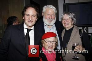 Theodore Bikel and Dr Ruth