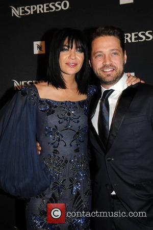 Jessica Szohr, Jason Priestley and Emmy Awards