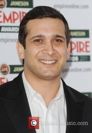 Jimi Mistry  The 2011 Jameson Empire film Awards held at Grosvenor House - Arrivals. London, England - 27.03.11