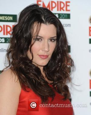 Kate Magowan  The 2011 Jameson Empire film Awards held at Grosvenor House - Arrivals. London, England - 27.03.11