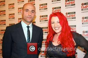 Mark Strong and Jane Goldman