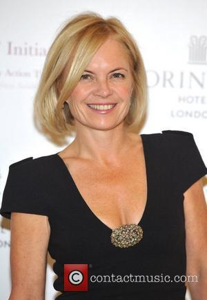Mariella Frostrup G.R.E.A.T. - launch event held at The Corinthia - Arrivals. London, England - 19.05.11