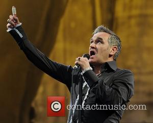 Morrissey Drowned Out At Glastonbury By Rain And U2
