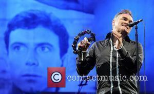 Morrissey The 2011 Glastonbury Music Festival held at Worthy Farm in Pilton - Day 1 - Performances  Somerset, England...