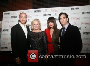 Glenn Close, Daniel Zelman and Rose Byrne