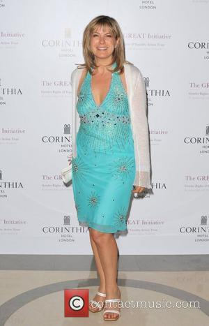 Penny Smith G.R.E.A.T. - launch event held at The Corinthia - Arrivals. London, England - 19.05.11