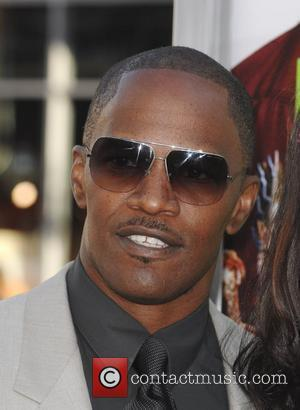 Jamie Foxx  Los Angeles Premiere of Warner Bros. Pictures Horrible Bosses held at the Grauman's Chinese Theatre Hollywood, California...