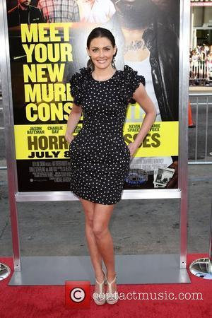 Taylor Cole Los Angeles Premiere of Warner Bros. Pictures Horrible Bosses held at the Grauman's Chinese Theatre Hollywood, California -...