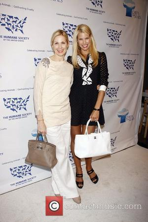 Kelly Rutherford and Beth Ostrosky