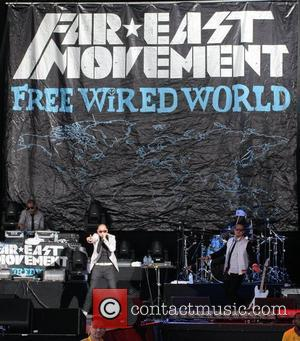Far East Movement  performs during the I am Still Music Tour at the Cruzan Amphitheatre  West Palm Beach,...
