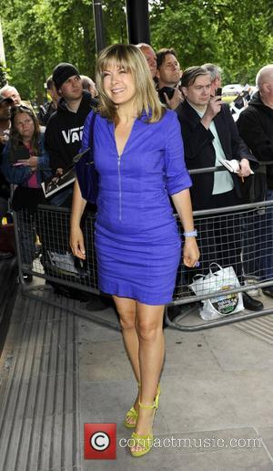 Penny Smith The 2011 Ivor Novello Awards at Grosvenor House - Arrivals London, England - 19.05.11