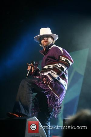 Jay Kay of Jamiroquai performing live in concert at the Ahoy  Rotterdam, Netherlands - 13.04.11