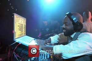 Jermaine Dupri Jermaine Dupri Celebrates his Birthday by spinning at the Playhouse Hosted by 'Ciroc'   Hollywood, California -...
