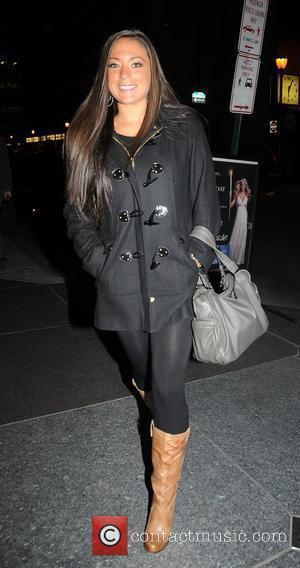 Sammi Giancola from MTV's Jersey Shore arrives at R2L Restaurant in Liberty Two for a private party Philadelphia, PA -...