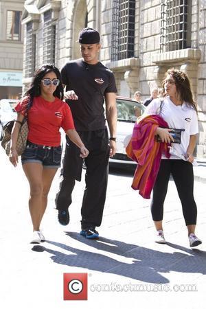 Nicole Polizzi, Jersey Shore and Paul Delvecchio