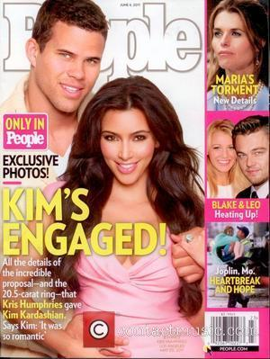 Kim Kardashian Engagement Ring Worth $2 Million
