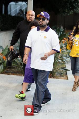 Ice Cube, Staples Center