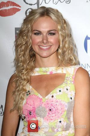 Laura Bell Bundy Les Girls Enticing 11th Annual Cabaret Event  - arrivals held at Avalon Hollywood, California - 17.10.11