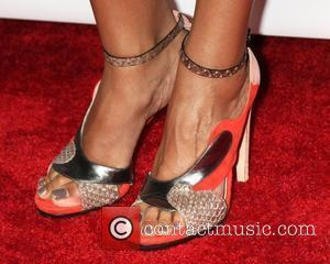 Gina Torres  Les Girls Enticing 11th Annual Cabaret Event  - arrivals held at Avalon Hollywood, California - 17.10.11