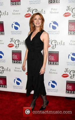 Sharon Lawrence  Les Girls Enticing 11th Annual Cabaret Event  - arrivals held at Avalon Hollywood, California - 17.10.11