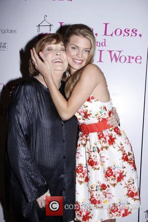 Anne Meara and Annalynne Mccord