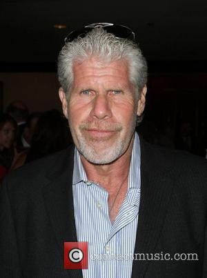 Ron Perlman National Multiple Sclerosis Society's 37th annual Dinner of Champions Held at The Hyatt Regency Century plaza hotel...